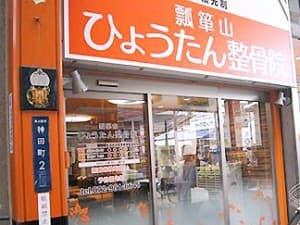 東大阪市 瓢箪山駅 ひょうたん整骨院