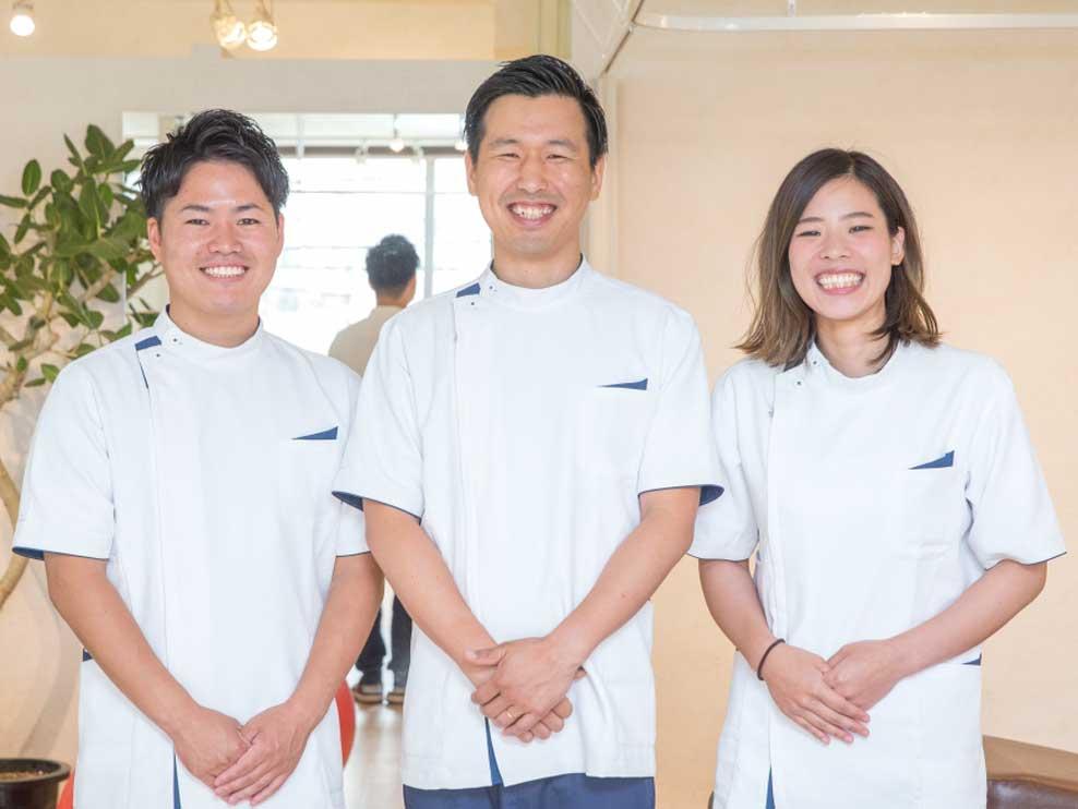 大阪市中央区 心斎橋駅 グレフル鍼灸接骨院 ギャラリー3