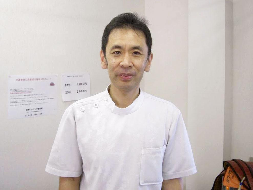 千葉市若葉区 桜木駅 貝塚ヒーリング整骨院 ギャラリー2