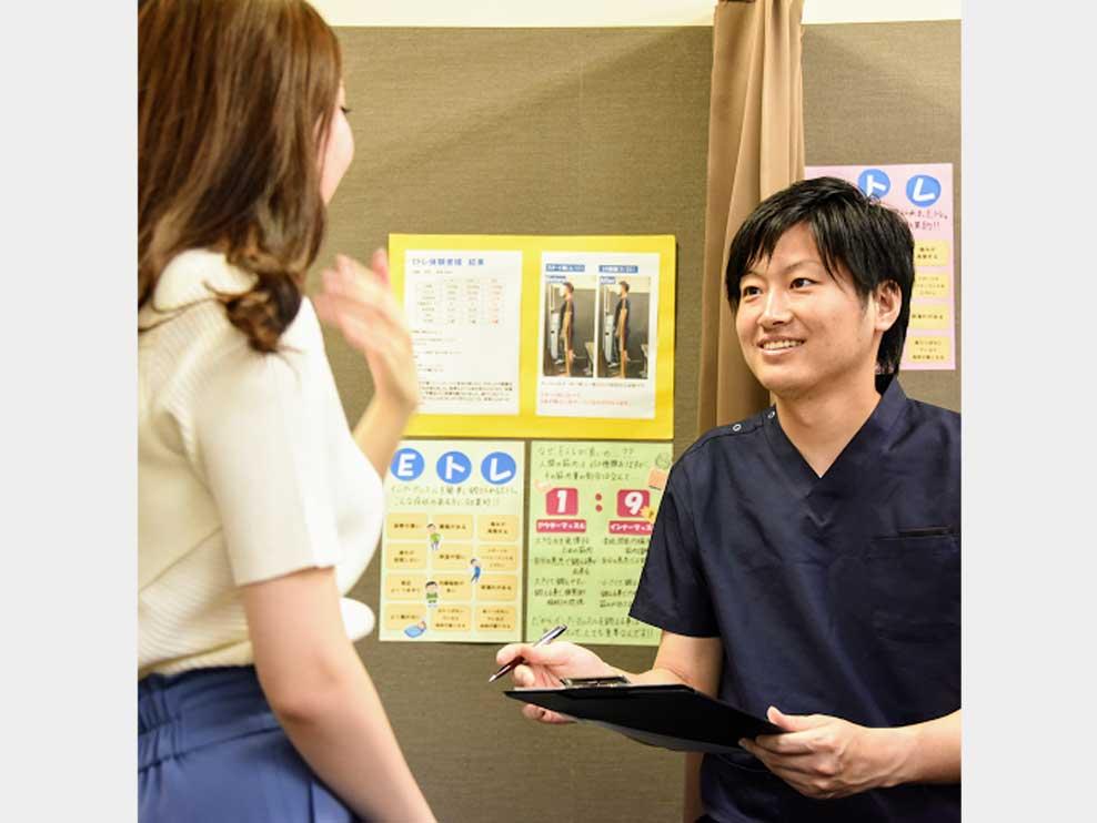 広島市東区 広島駅 姿勢堂きらり鍼灸接骨院 ギャラリー2