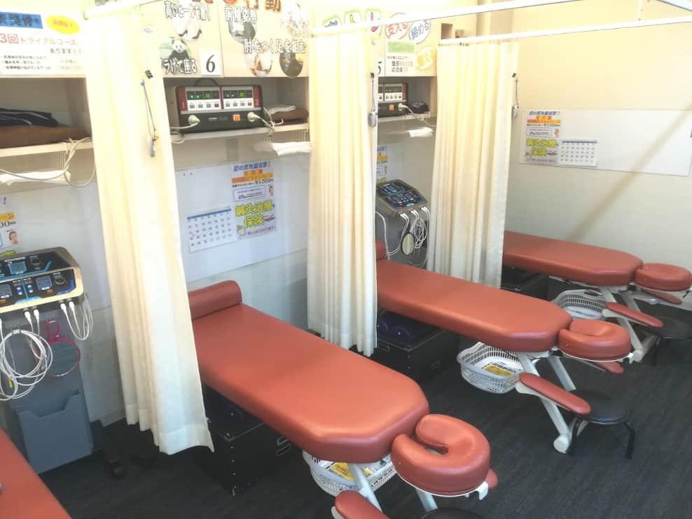 大阪市北区 北新地駅 梅田もりわき骨盤鍼灸整骨院 ギャラリー2