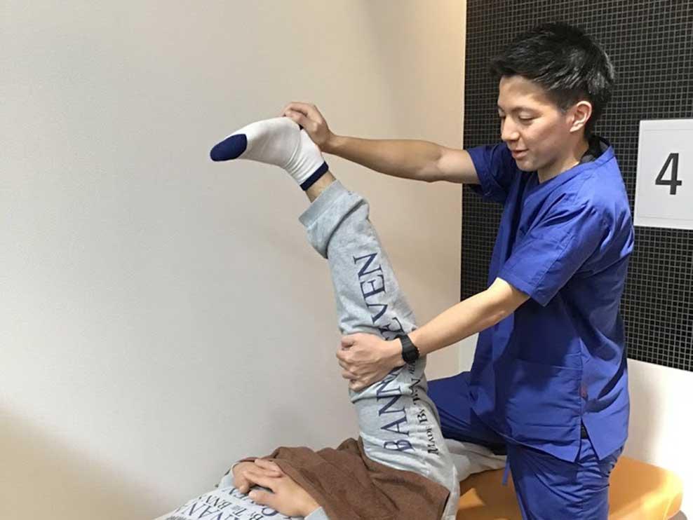 紫原鍼灸整骨院