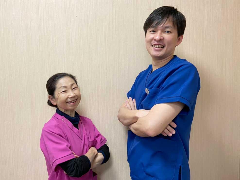 足立区 西竹の塚 ローズの花 鍼灸・整骨院 竹ノ塚西口店 ギャラリー3